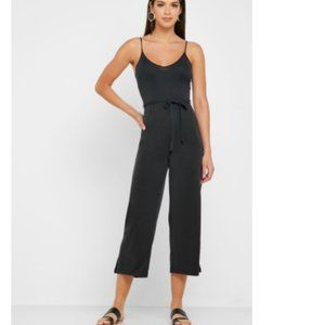 TOPSHOP RUTH STRAPPY WIDE LEG JUMPSUIT